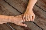 hands touchgin