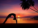 sunset_yoga_girls
