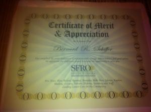 Certificate side (2)